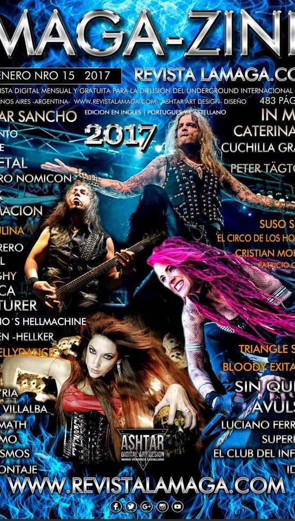 Revista La Maga – Enero 2017